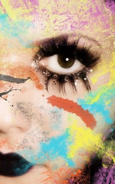 Glitter + Colours 4