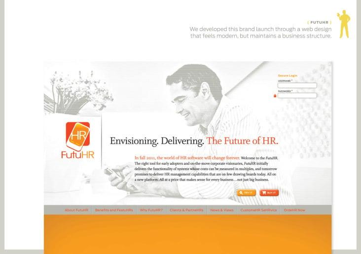FutuHR.com Homepage