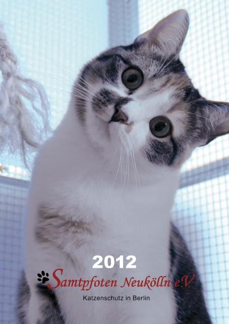 Kalendar 2012 – Format A3 & A6 – Gestaltung & Fotos