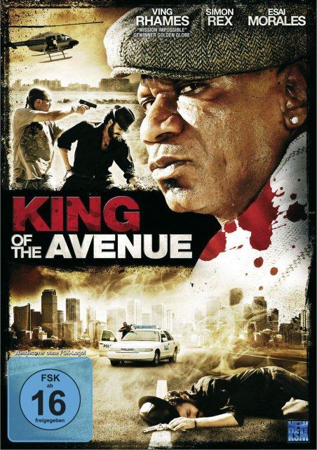 "Cover ""King of the Avenue"""