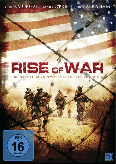 "Cover ""Rise of War"""