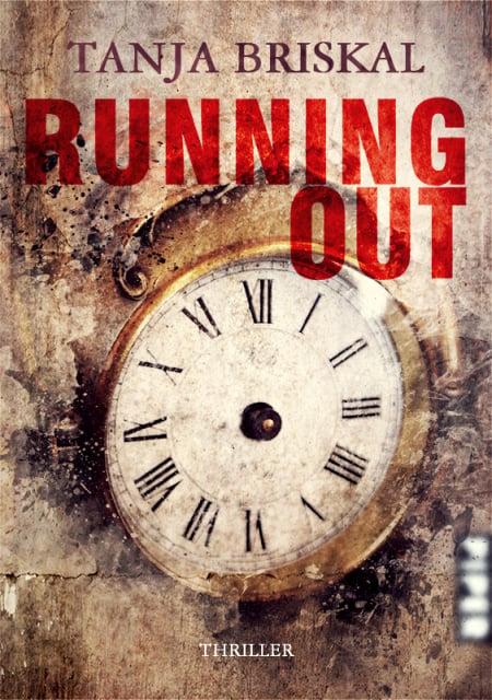 Buchcover Fiktiv: Running Out