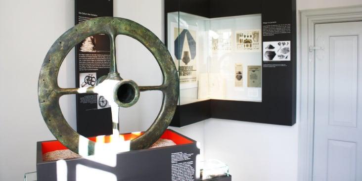 Rad und Wagen in der Bronzezeit