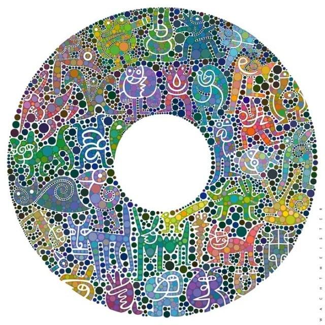 "CD Label ""Farbfaunakreis"""