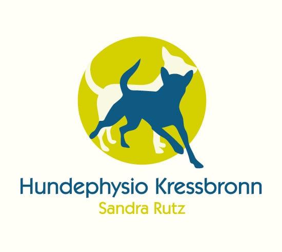 Logo für die Hundephysiotherapeutin in Kressbronn