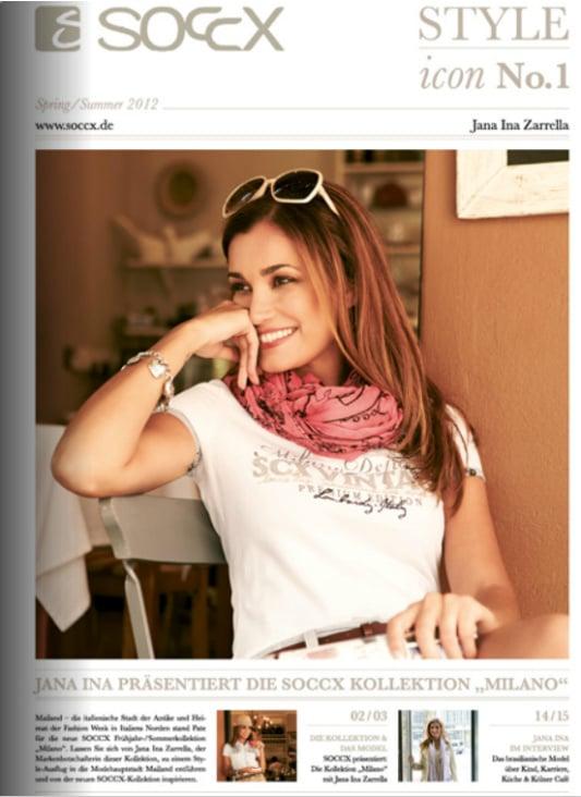 """SOCCX Katalog Kollektion """"Milano"""" Seite 01"""