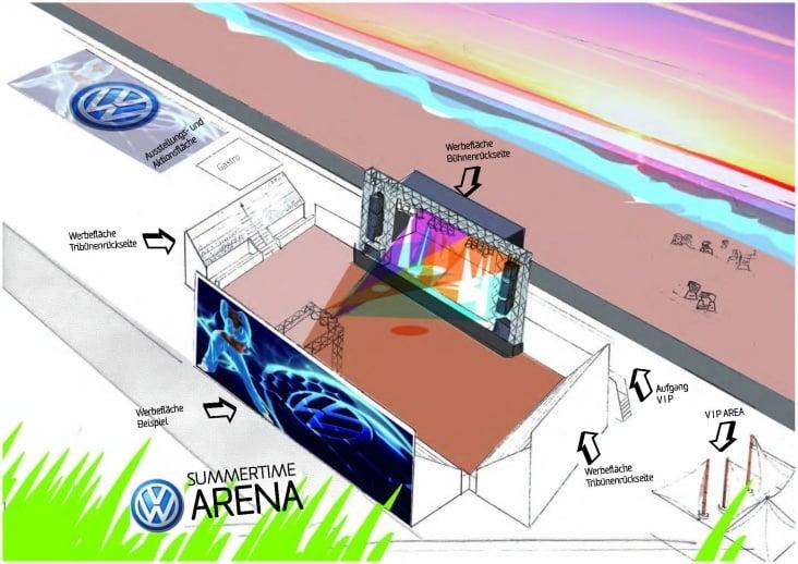 VW-SUMMERTIME ARENA 2012 Seite 1