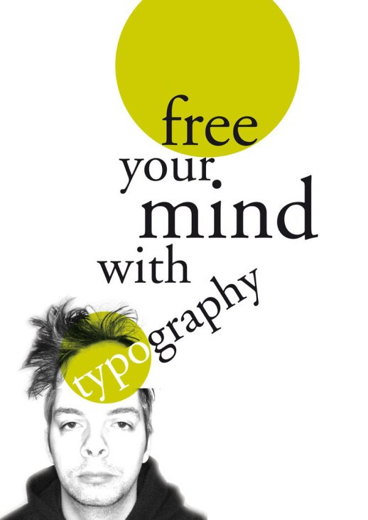 free your mind with typography by spicone-d52twnr