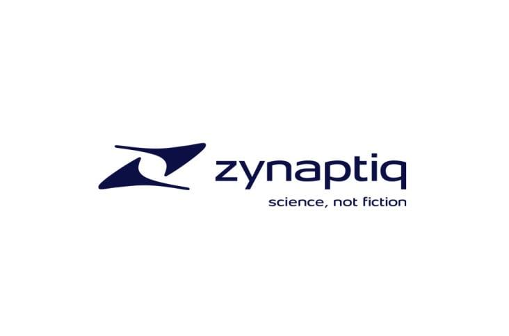 Logo für zynaptiq – Audio Software Entwicklung