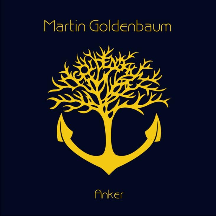 Corporate Design für Martin Goldenbaum/ Liedermacher www.martingoldenbaum.de