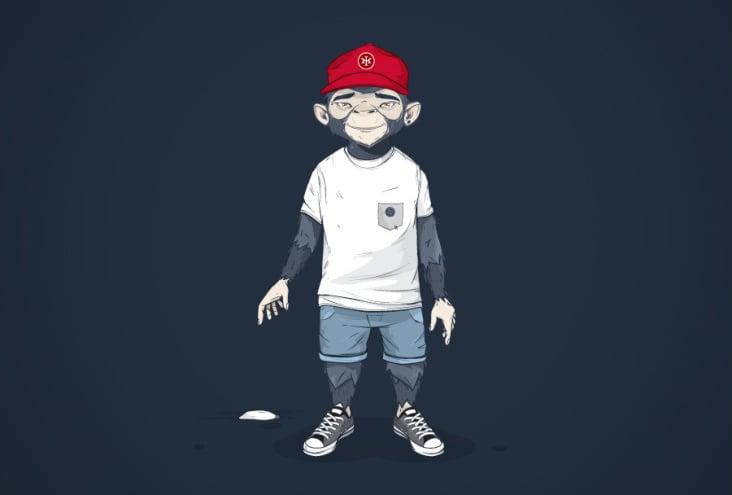 Kid Mac- Character