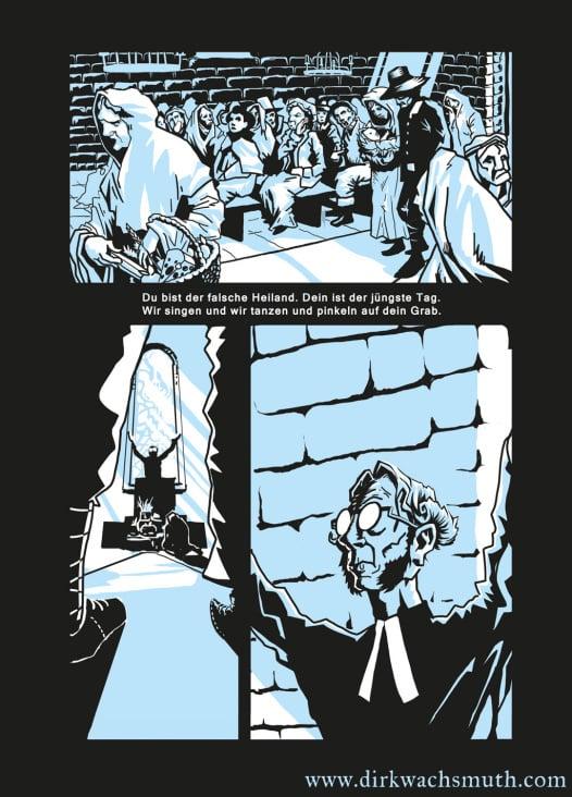 """Auszug aus """"Subway To Sally– Storybook"""" (erschienen im Schwarzen Turm Verlag)"""