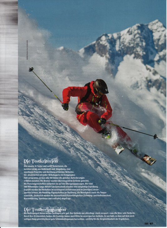 SNOW Magazin