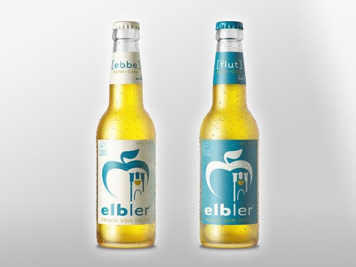 Elbler Flasche BIG AB NEU V01