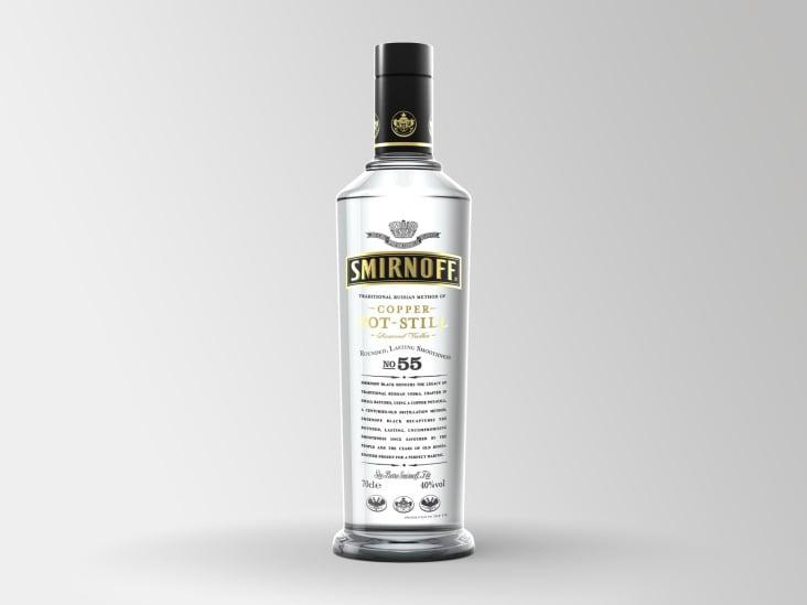 Smirnoff Flasche V01