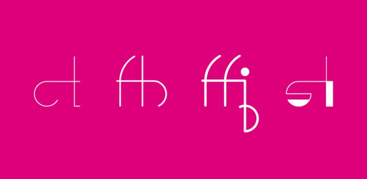 LEGERE – Fontdesign