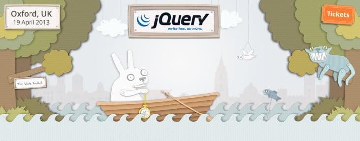 jQuery 2013 illustrations