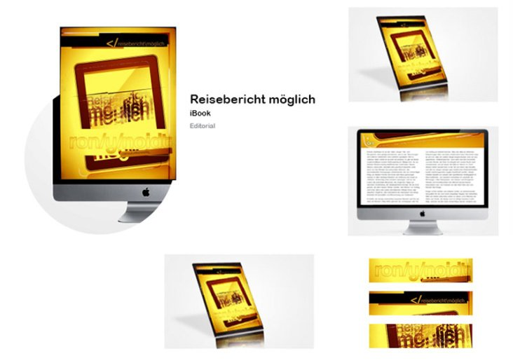 eBook & Editorial Design