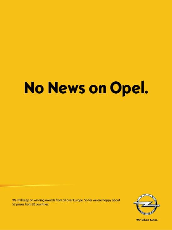 """""""No News…"""""""