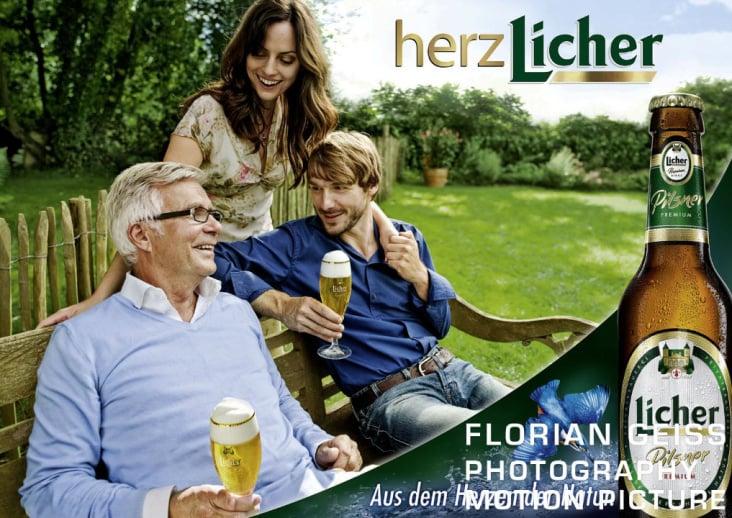 Licher Bier Kampagne