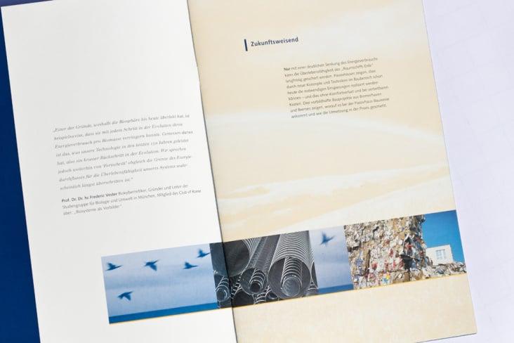 Infobroschüren-Serie  Bremer Energie-Konsens