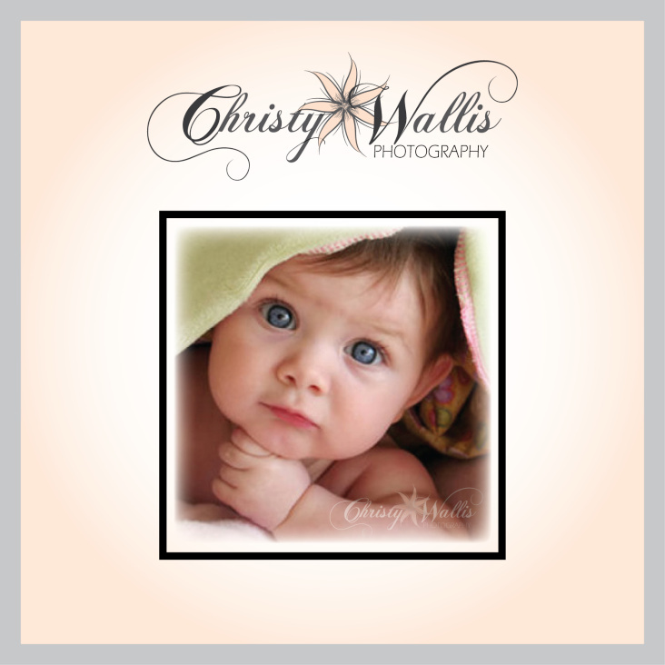 Christy Wallis Photography Logo and Watermark