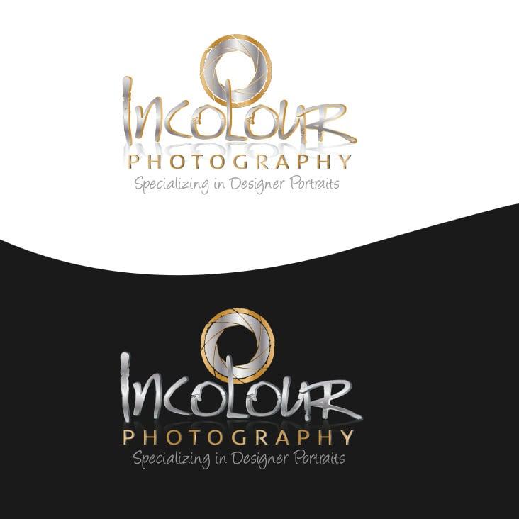 Logo for InColour Photography