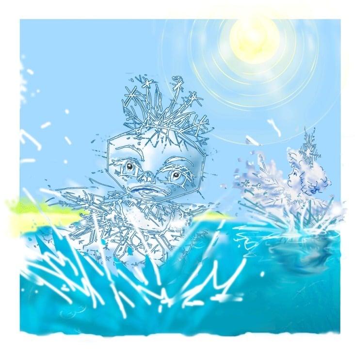 Ab ins Wasser
