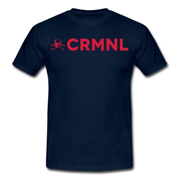 CRMNL™ T-Shirt Design