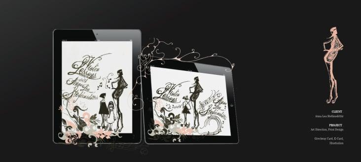 Print Design, Illustration