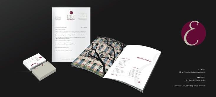 Corporate Care, Branding, Image Brochure
