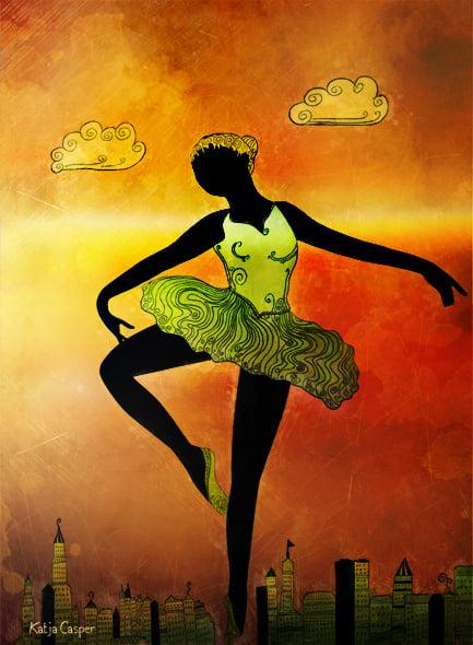 Die Tänzerin