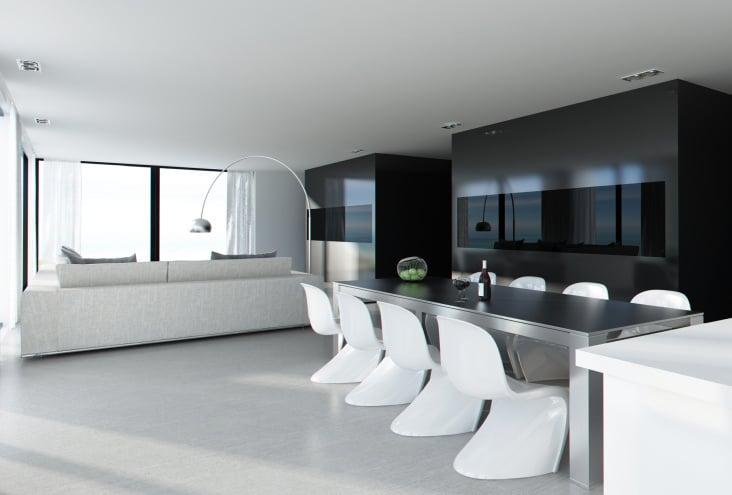 Villa innenarchitektur 3d visualisierung von render vision