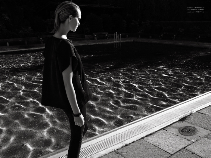Black Pool  Andrea Kadler