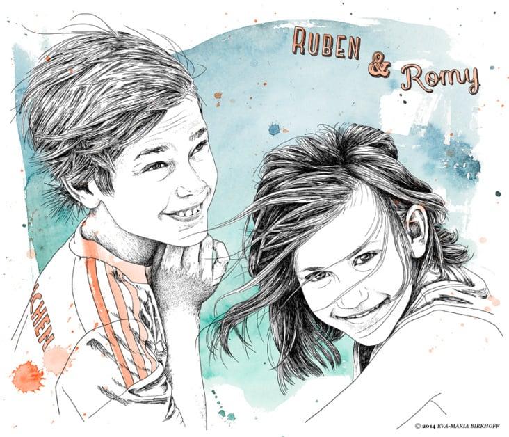 Ruben & Romy