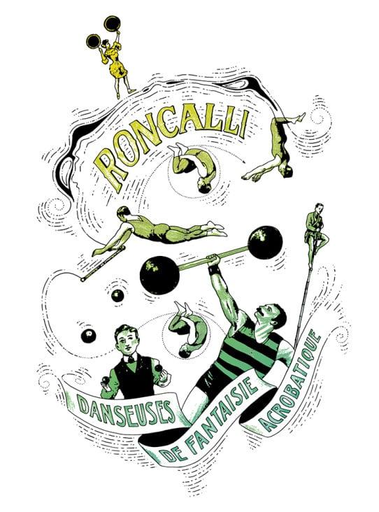 RONCALLI / Artisten