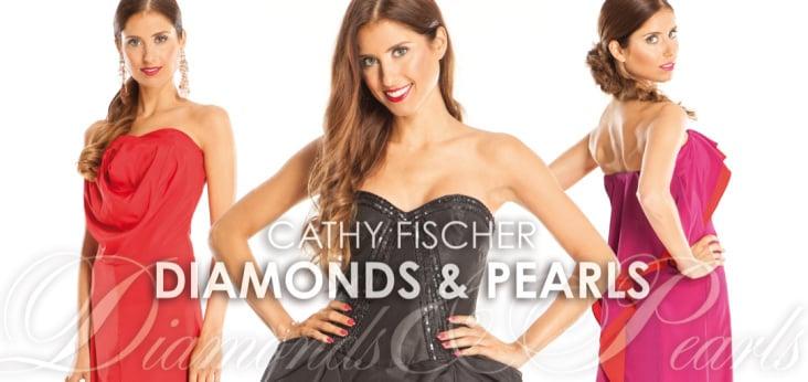 Diamonds and Pearls, Styling / MUA: von mir