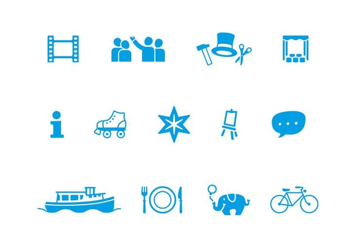 Icons / Broschüre 1