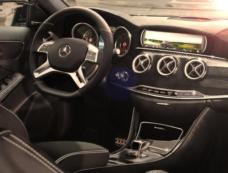 Interior Design, Automotive