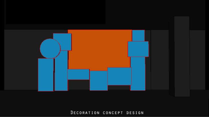Decoration Concept Design
