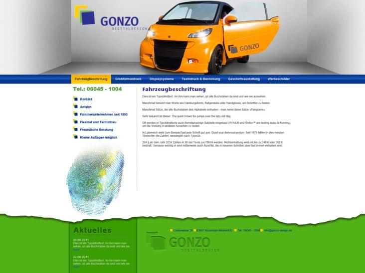 gonzo digitaldesign