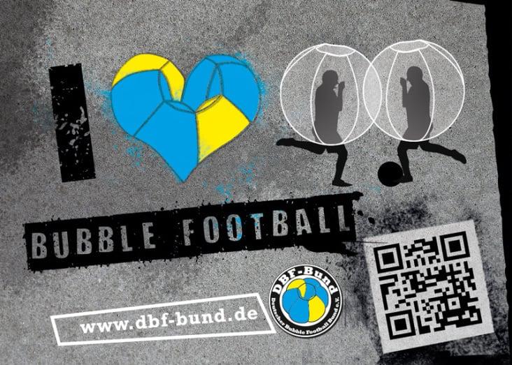 DBF-BUND BUBBLE FOOTBALL