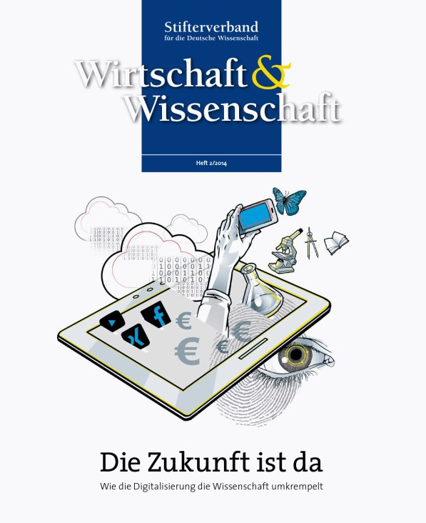Cover-Titel-Illustration der W&W-Ausgabe 2/2014