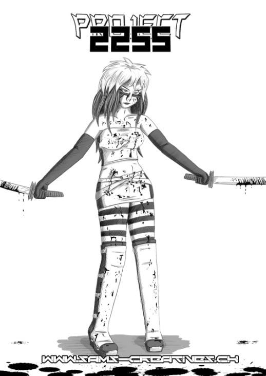 Project 2255 Charakter Sophia