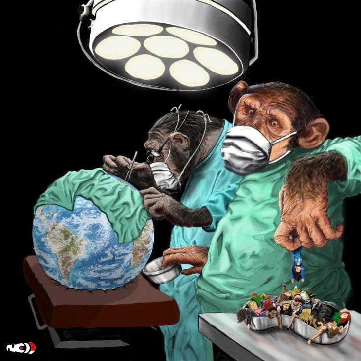 Sick world