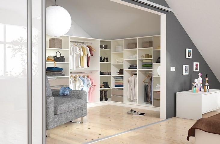ankleiden und kleiderschr nke nach ma von deinschrank. Black Bedroom Furniture Sets. Home Design Ideas
