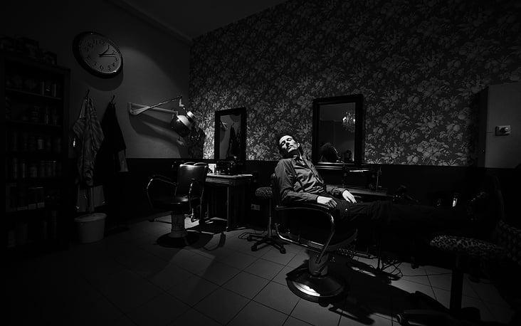 Gianni Legrottaglie– Schlagzeuger