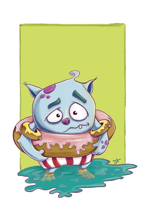 Donut-Monster