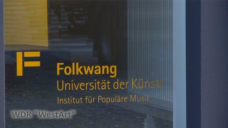 "WDR West Art– ""Popinstitut Bochum"""