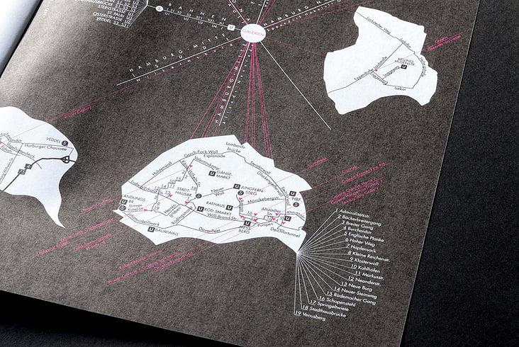 Detail – Infokarte/Anfahrtskarten Grafik